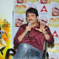 Nagarjuna Akkineni - Manam Movie Success Meet Stills   Picture 762448