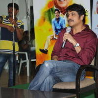 Nagarjuna Akkineni - Manam Movie Success Meet Stills